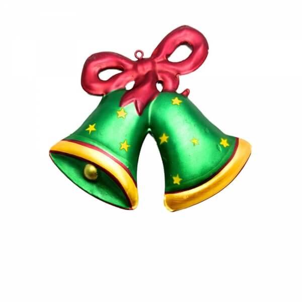 μεταλλικό-χριστουγεννιάτικο-στολίδι-καμπάνες-giftland