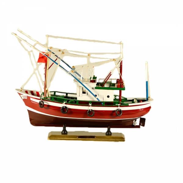 ξύλινο-διακοσμητικό-καράβι-καίκι-με-πανί-42cm-giftland