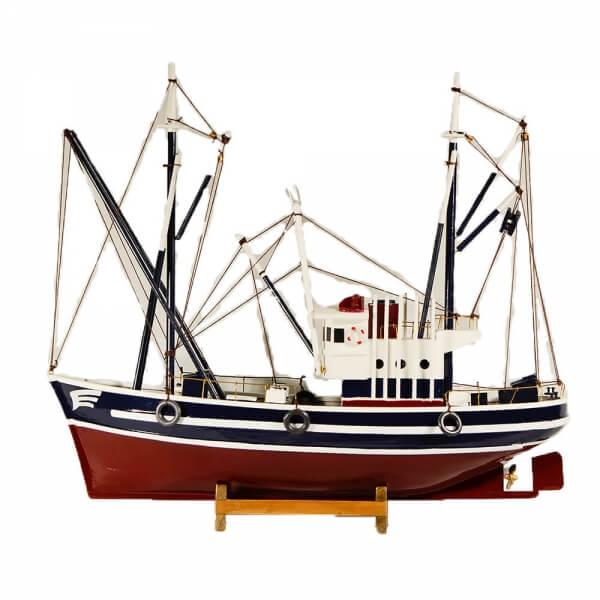 ξύλινο-διακοσμητικό-καράβι-καίκι-45cm-giftland