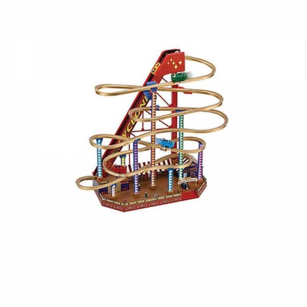 Mr-Christmas-Roller-Coaster-Τρενάκι-Giftland