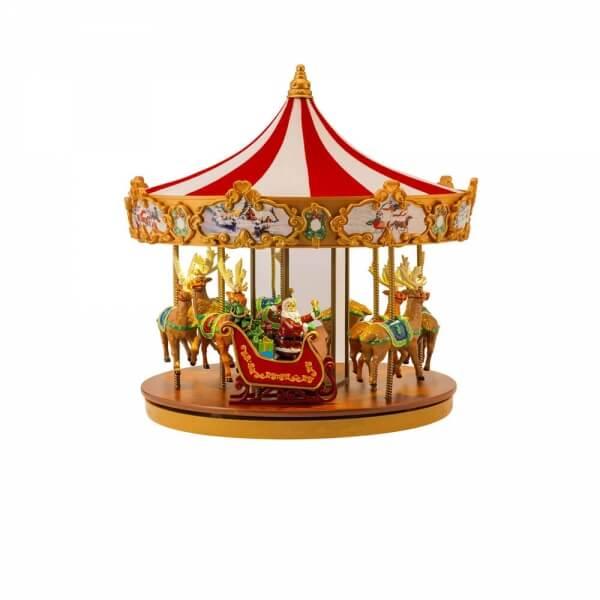 Καρουζέλ-Mr-Christmas-Giftland