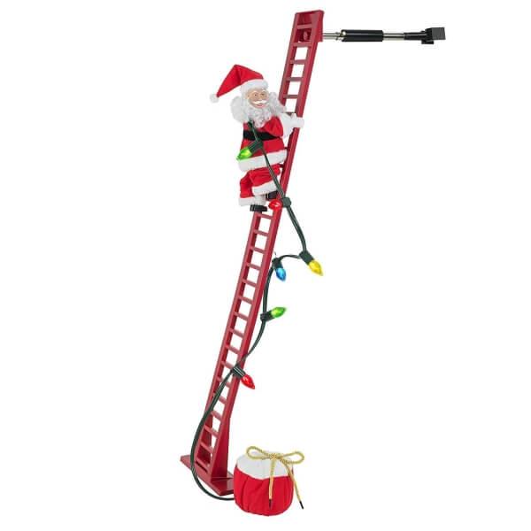 Mr-Christmas-Αϊ-Βασίλης-Σκάλα-Giftland