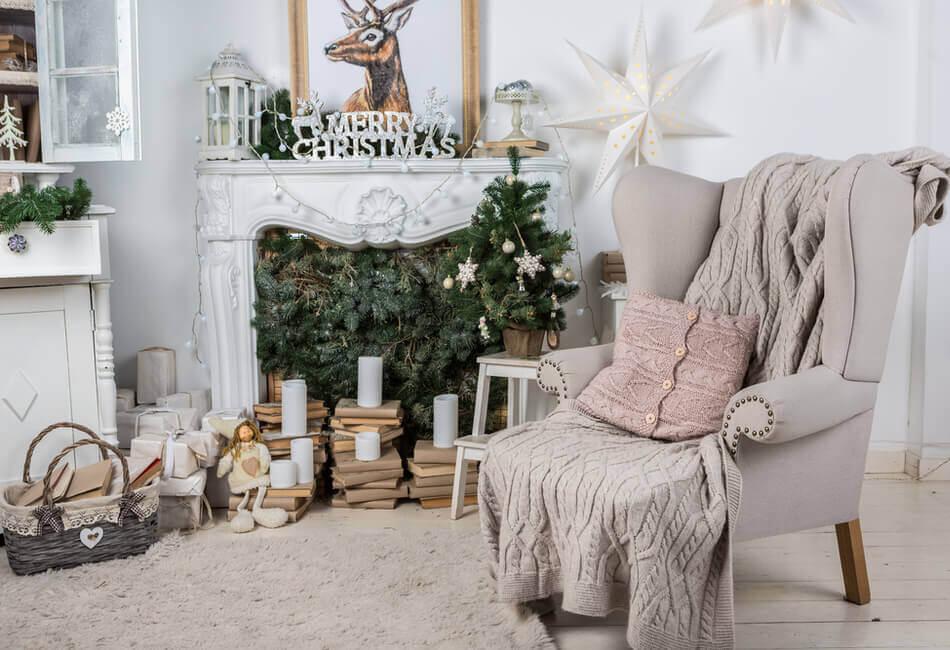 8 Προτάσεις για Πρωτότυπη Χριστουγεννιάτικη Διακόσμηση - Δημιουργήστε μια ζεστή και όμορφη γωνιά - Giftland