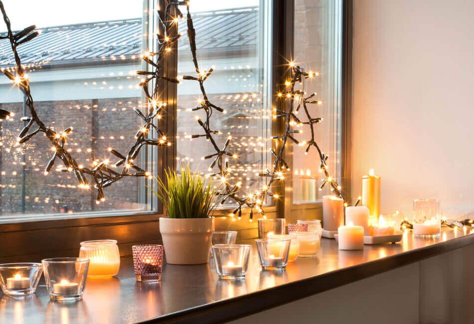 8 Προτάσεις για Πρωτότυπη Χριστουγεννιάτικη Διακόσμηση -Χριστουγεννιάτικος φωτισμός - Giftland