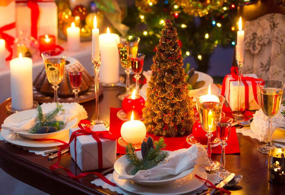 8 Προτάσεις για Πρωτότυπη Χριστουγεννιάτικη Διακόσμηση - Χριστουγεννιάτικο τραπέζι - Giftland