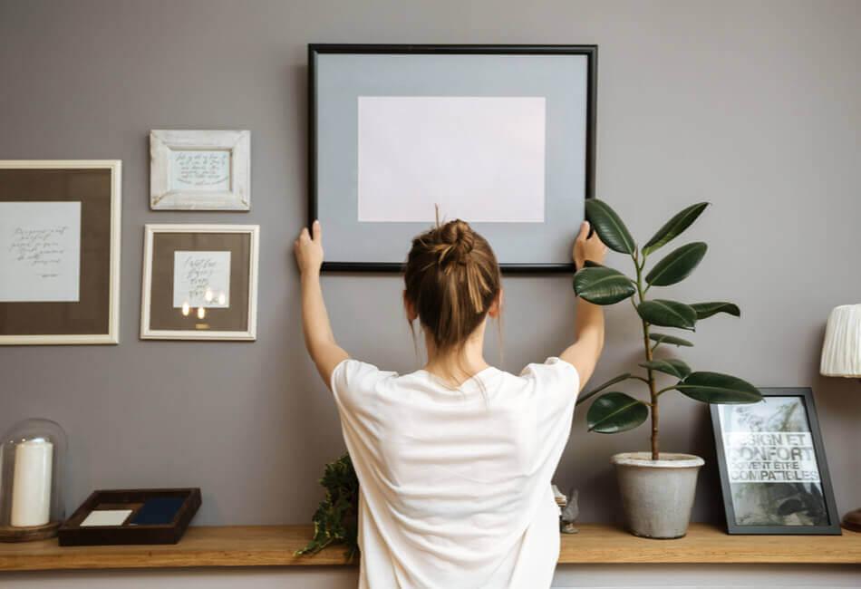 Ανανεώνουμε το σπίτι και αλλάζουμε διάθεση - Διακοσμήστε τους τοίχους - Giftland