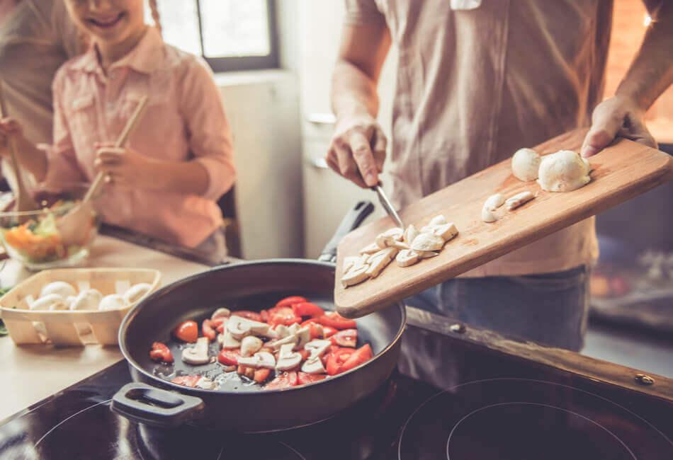 6+1 δημιουργικά πράγματα που μπορείς να κάνεις μέσα στο σπίτι - Μαγείρεψε -giftland