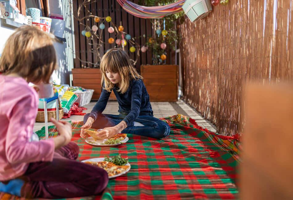 Διαμόρφωση Μπαλκονιού για Παιδιά - Σωστή διαμόρφωση χώρου - Giftland