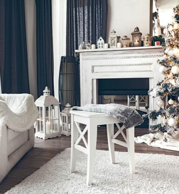 Ιδέες για Χριστουγεννιάτικη Διακόσμηση Σπιτιού: Αναδείξτε τους πιο παραμελημένους χώρους