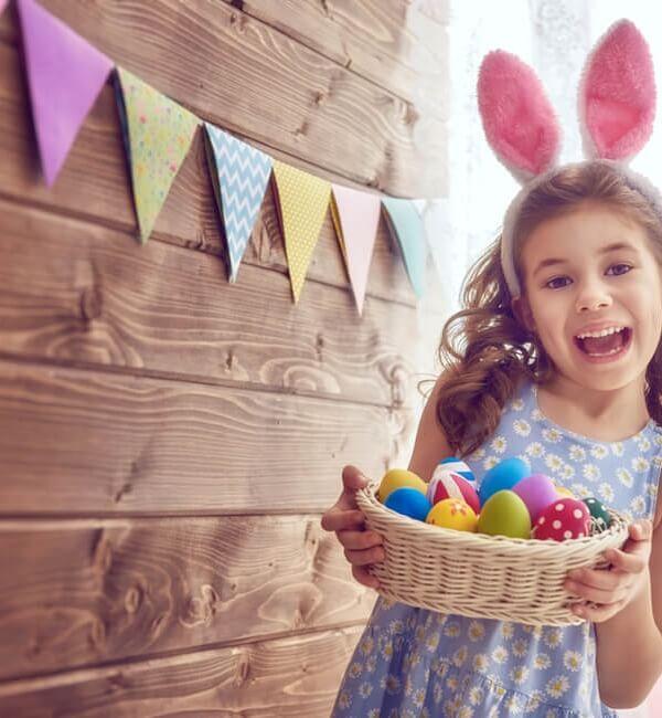 Πασχαλινά Δώρα για Παιδιά : 6 Πρωτότυπες Ιδέες