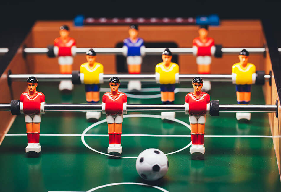 Πασχαλινά Δώρα για Παιδιά - 6 Πρωτότυπες Ιδέες - Επιτραπέζιο Ποδοσφαιράκι - Giftland